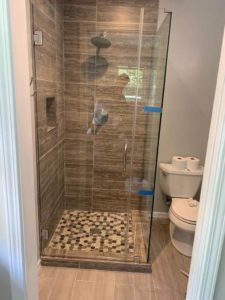 bathroom remodeling in concord